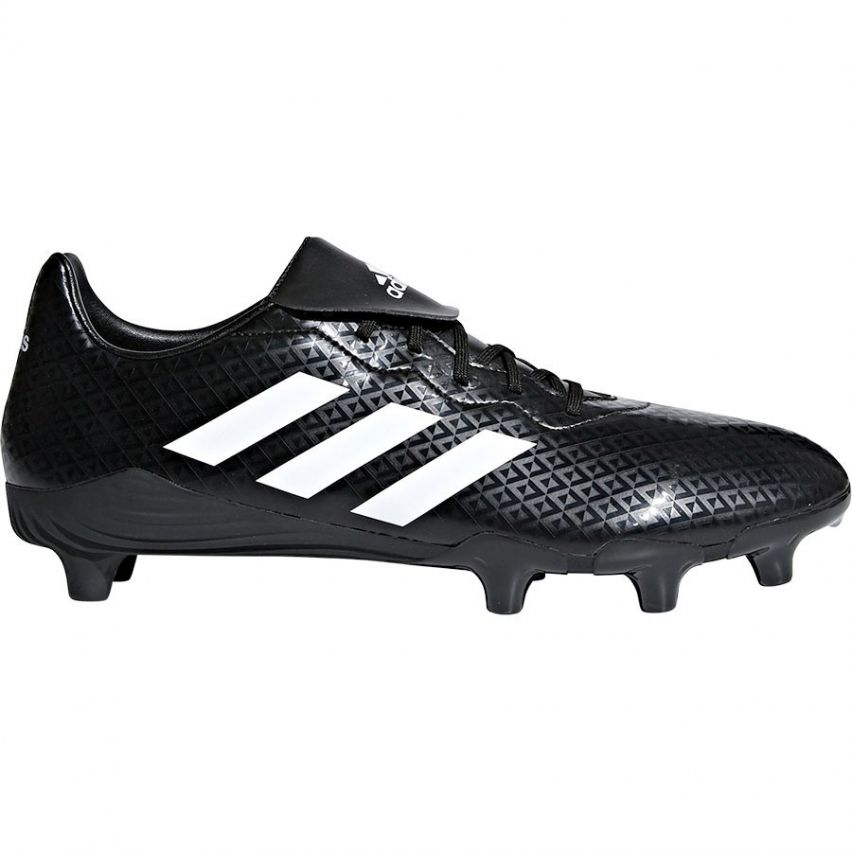 Chaussures Rugby Moulées Rumble Terrain Sec - Adidas